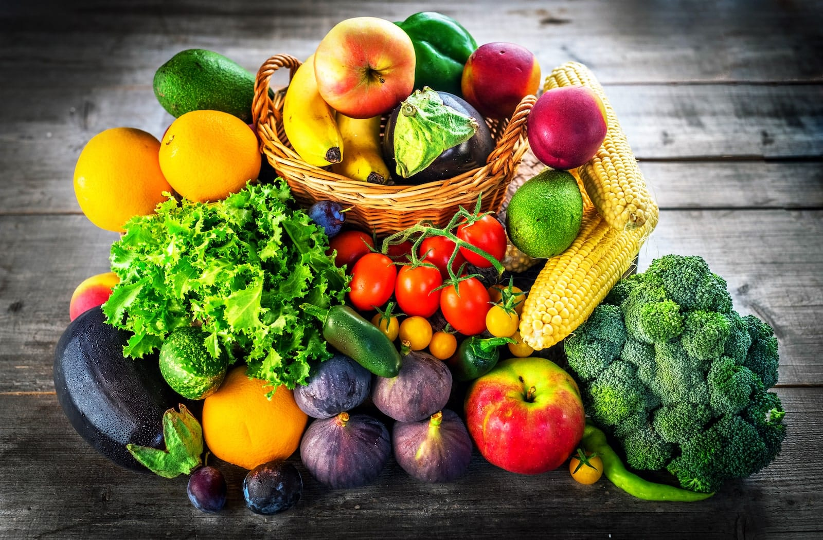 nutrients depleting fruits and vegetables vitamins and minerals plant-based
