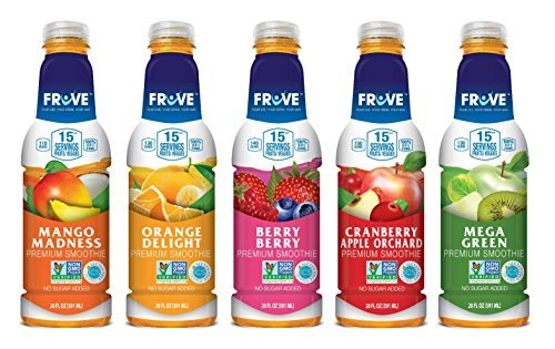 healthy beverage fruits vegetables fruve 15 nutrifusion grandfusion