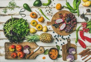 The CDC Says Only 1 in 10 Adults Eat Enough Fruits or Vegetables whole30 high fiber foods
