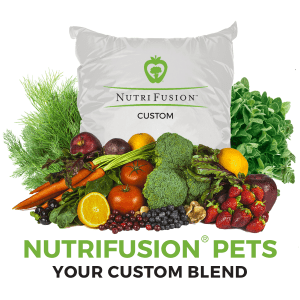 Custom pet premix blend vitamins minerals fruits vegetables plant based