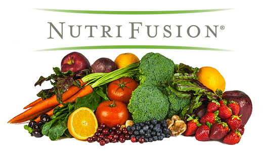 NutriFusion fruits vegetables powders vitamins minerals plant-based nutrients